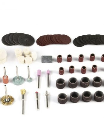 105pcs Electric Grinding Rotary Accessory Set Kit DIY Tool