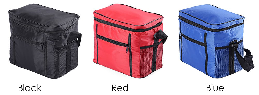 Multi-functional Cloth Insulation Cooler Box Travel Picnic Ice Bag