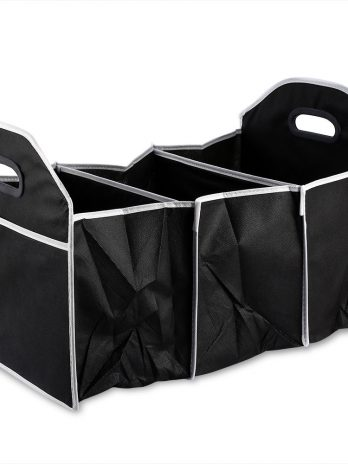 Vehicle Folding Storage Item Box Sorting Bag Road Trips Tool