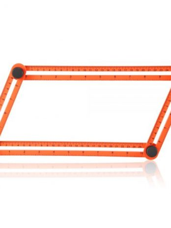 Multifunctional Angle Measuring Ruler