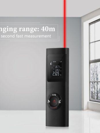 Mini laser range finder pocket range finder